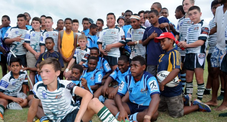 Club Chief Hails Fijian Players
