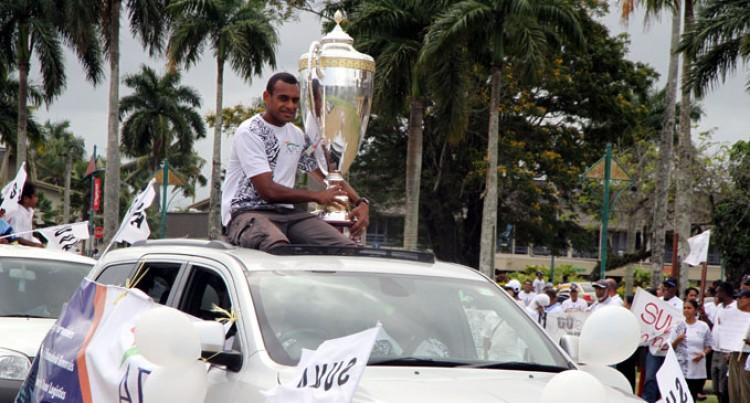 Win Worth The Wait: Tamanisau