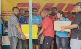 DHL Continues Community Work