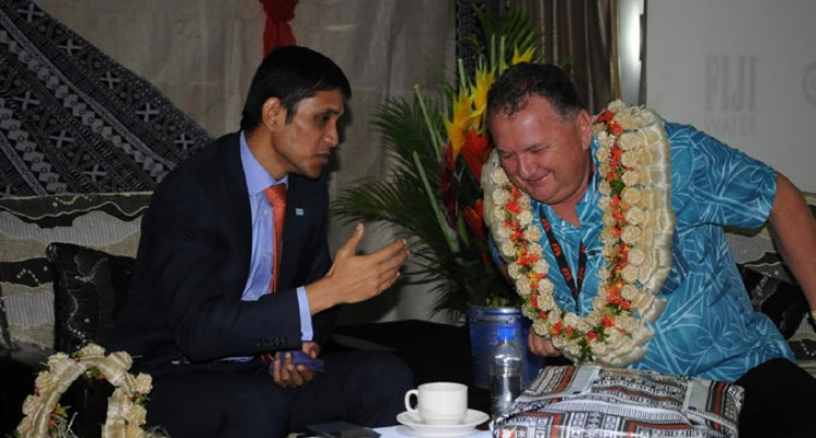 NZ Looks To Make Fiji THE Regional Hub