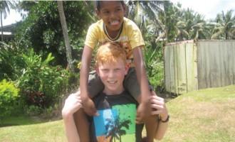 Fiji Trip Opens Eyes For Two Guyra Boys