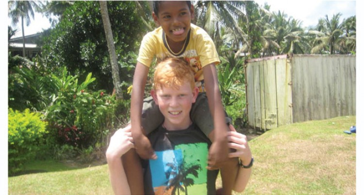 Fiji Trip Opens Eyes For Two Guyra Boys