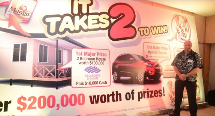 Crest, Tuckers Launch $240,000 Plus Promo