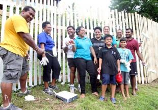 Fiji UN Staff