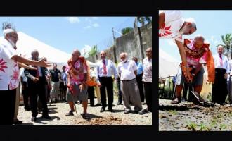 Uni Fiji $2.5m Extension
