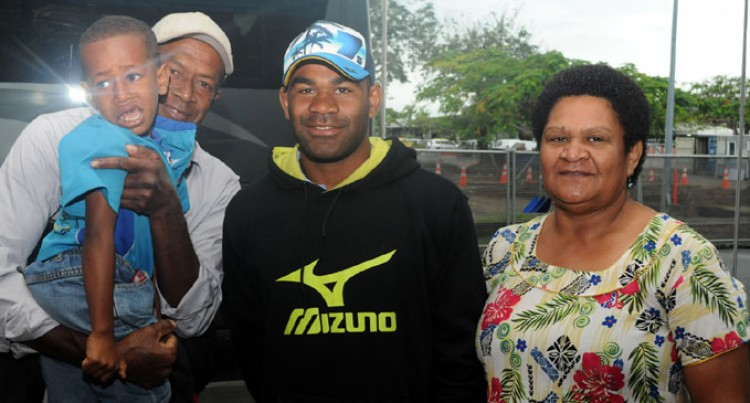 Ravouvou Promises To Give All