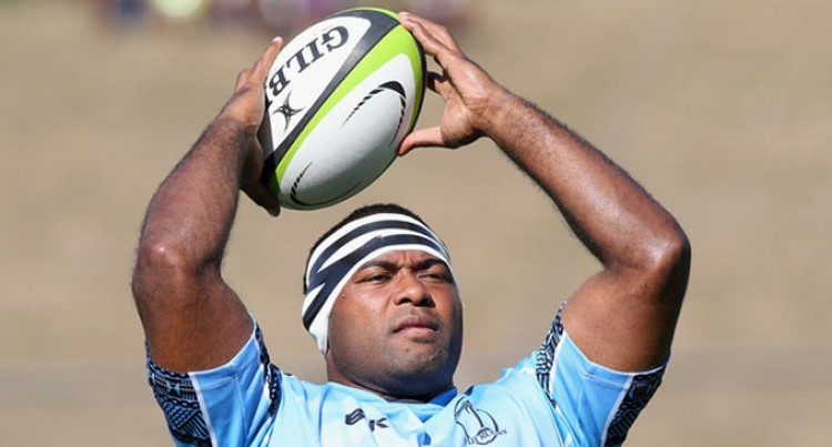 Veikoso Out Of Fiji's Northern Tour