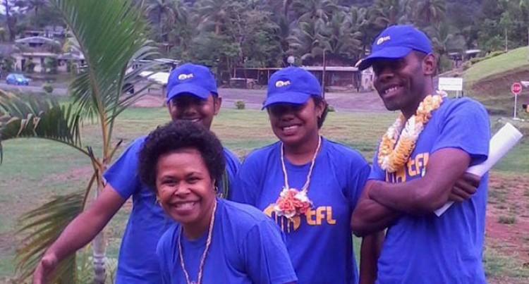 Wainibuka Students Mark Fiji Day