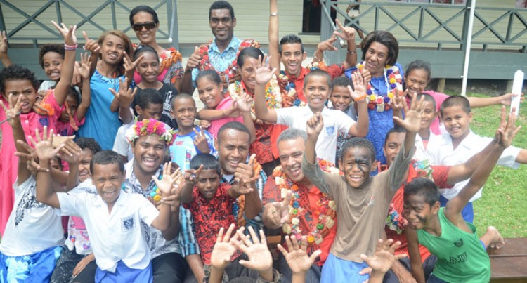 Fijians Mark World Teachers' Day