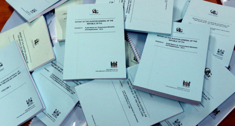 Auditor-General's Reports Released
