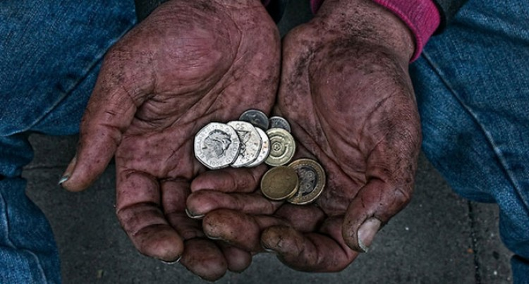 Project Targets Rises In Beggar Population