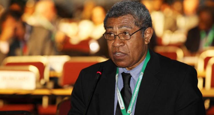 Fijians Safe From Ebola: Salacakau