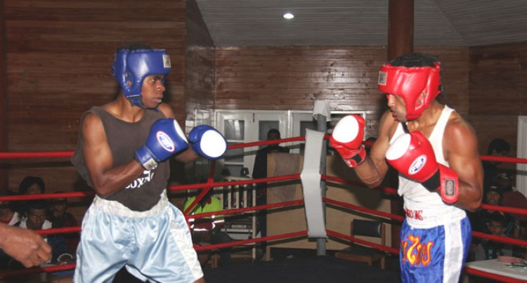 Fight Night A Hit In Levuka