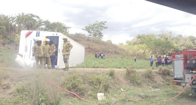 Two Dead In Ba Accident