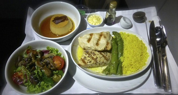 Best Airline Meals Are Revealed