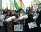 NZ Kurds Protest Against Islamic State