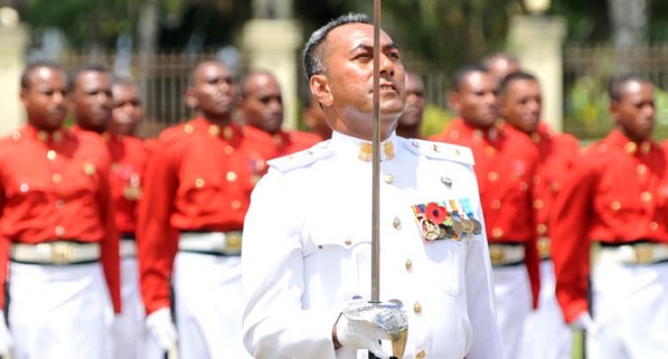 Dream Comes True For Parade Commander