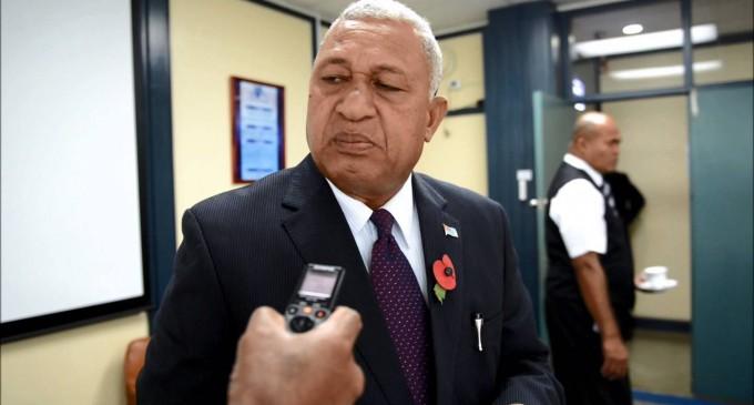 Fiji Still Out of PIF