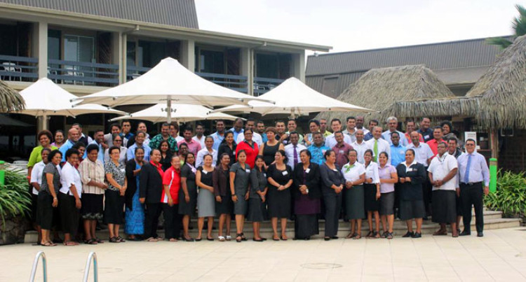Employers Praise FNPF Workshop