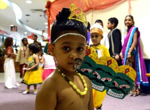 FNPF Diwali Costume Competition