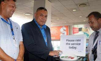 FRCA Installs Customer Feedback Kiosks