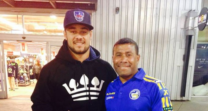 The Moment Jarred Hayne Shed Tears