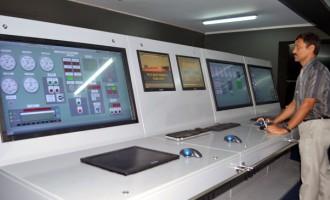 Marine Simulators Installation Soon