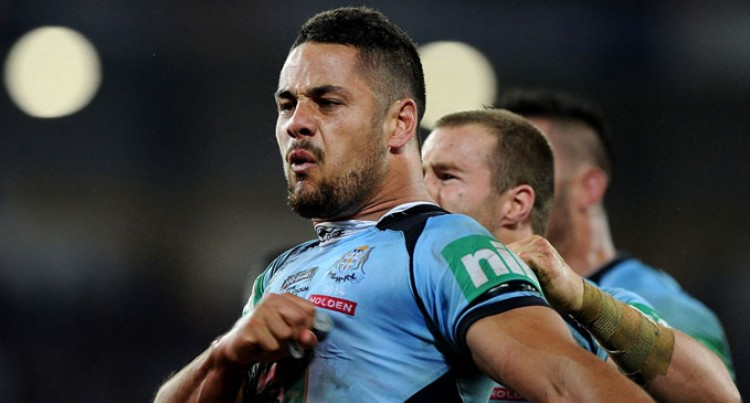 Why Jarryd Hayne Faces A Struggle To Make It In The NFL