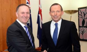So Where Are Tony Abbott And John Key Now?