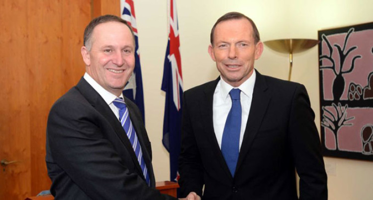 So Where Are Tony Abbott And John Key Now?