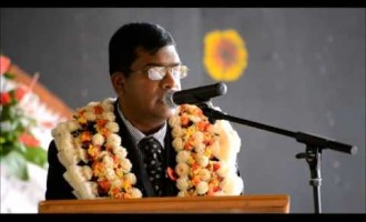 Mahendra Reddy Welcomed At USP