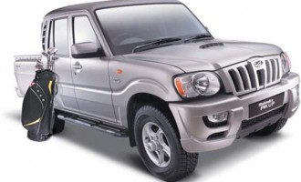 The Strong and Traditional Mahindra Scorpio
