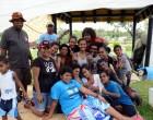 Holiday Unites Youths From Tacirua, Veisari