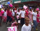 Pinktober Reception On Friday