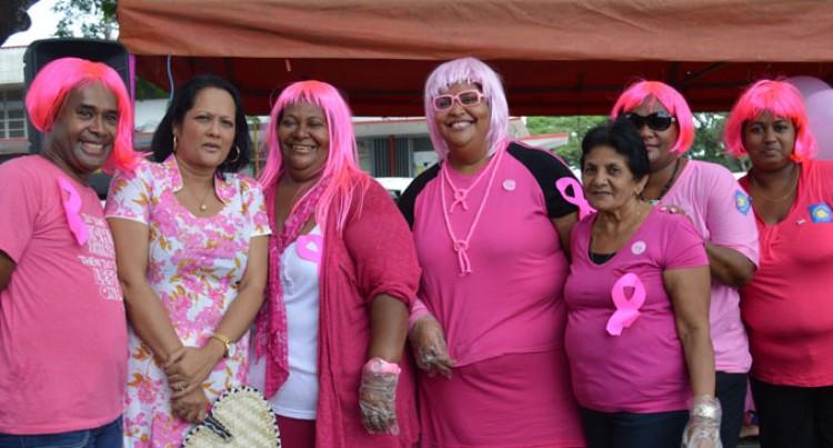Akbar Applauds Fiji Cancer Society