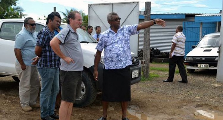 Minister Briefed On FSC Labasa