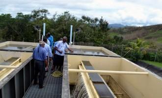 WAF Briefs Minister On North Work