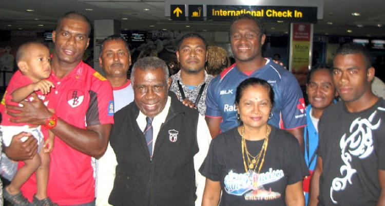 Tuwai, Saqiwa Off To Sri Lanka