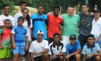 Tennis Gear Up In Nadi
