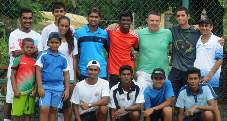 Tennis Gear Up In Nadi