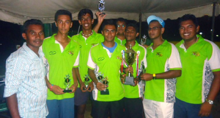 Wananavu Plumbing Wins Nadi Tournament