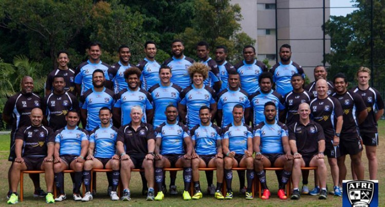Fijians Beat Lebanon For The Hayne Mannah Trophy