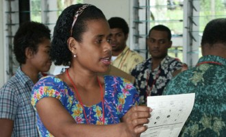 Fiji Parliament: Women Speak Up In Numbers