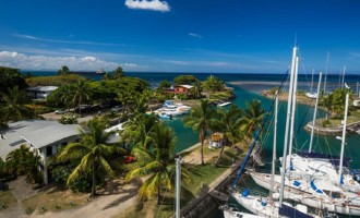 Sailors Prepare For Cyclone Season