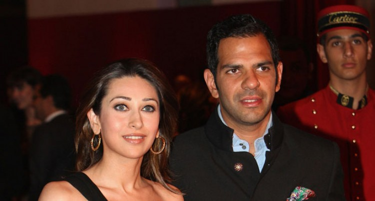 No Signs Of Reconciliation Between Karisma And Sunjay