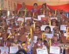 Sangam Pre-School Students Graduate