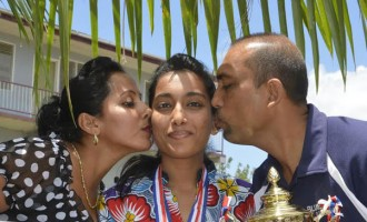 Hard Work Pays Off For Ashna