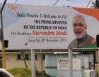 Why Modi Is Good News For Fiji
