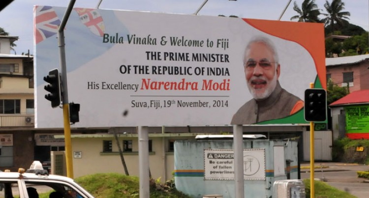 Why Modi Is Good News For Fiji