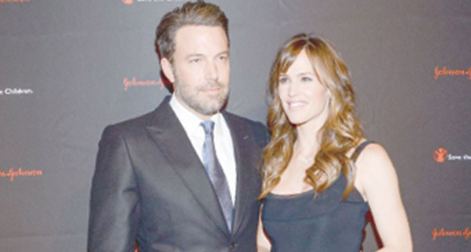 Affleck Praises Garner's Effort To Promote Child Education